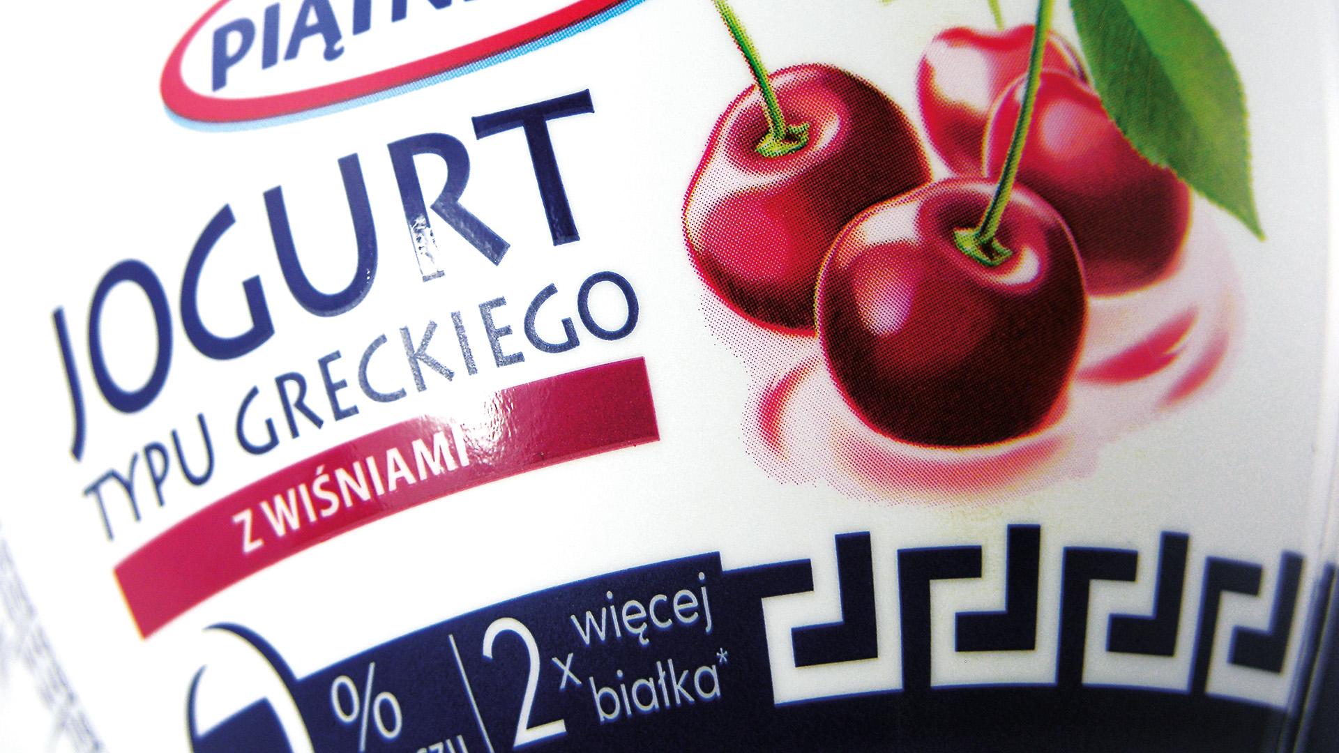 Piątnica Jogurt typu greckiego