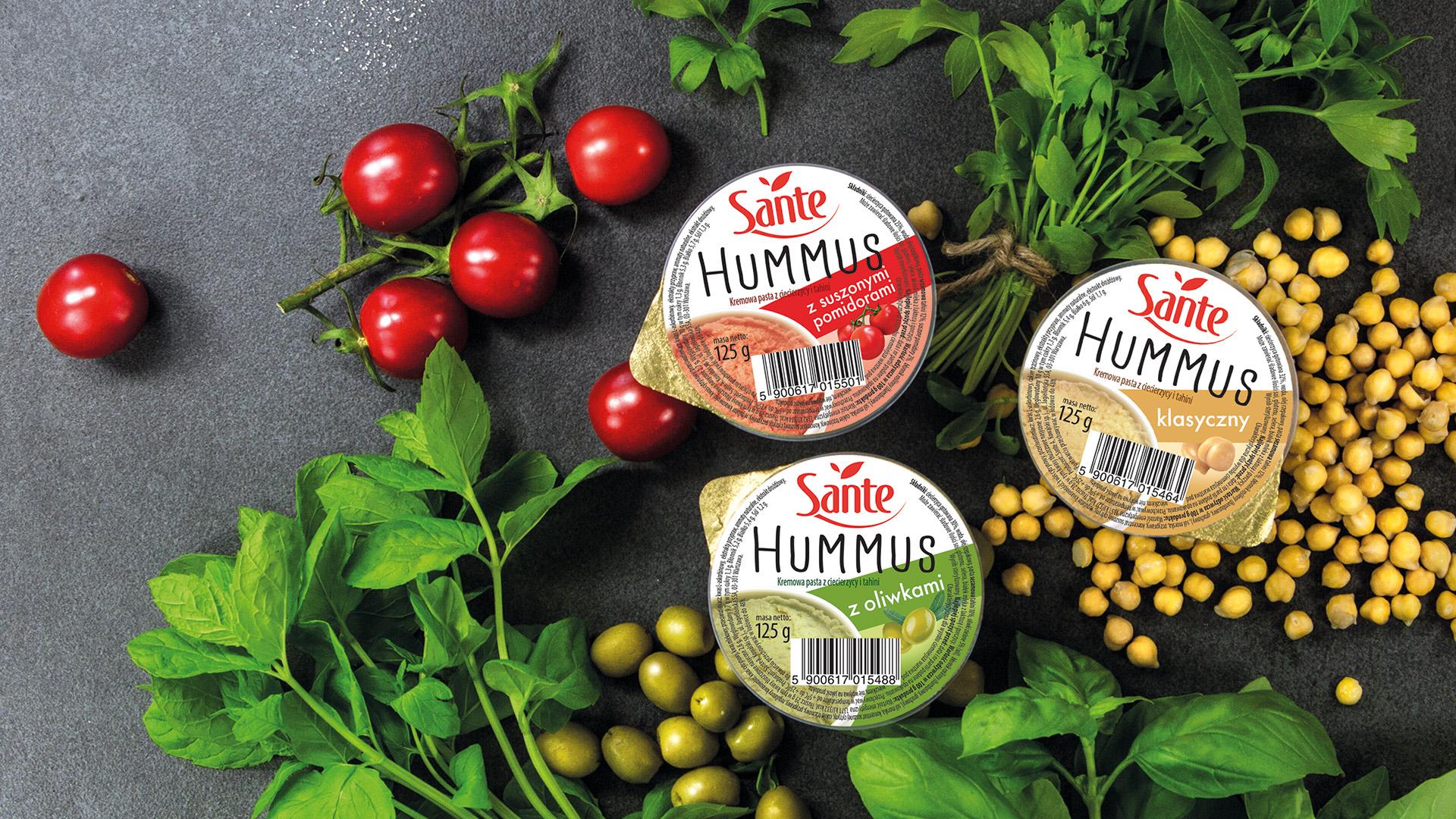Sante Hummus